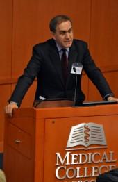 Reza Shaker, MD, CTSI Director
