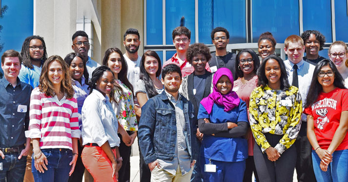 CTSI 500 Stars Summer Internship Program