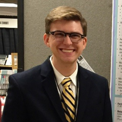 Meet TL1 Scholar, Anthony N. Correro II