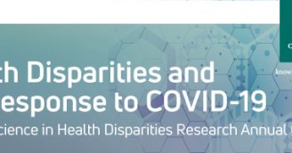 Health Disparities and the Response to COVID-19 in Wisconsin - October 6-8 @ 11:30am - 1:00pm