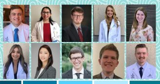 Medical Student Summer Research Participants Win Big during the Virtual Poster Session
