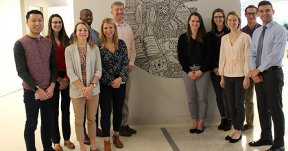 Medical Student Summer Research Participants Win Big at Research Day