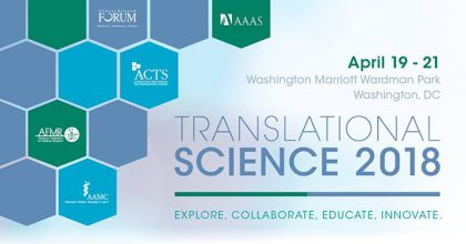 Translational Science 2018