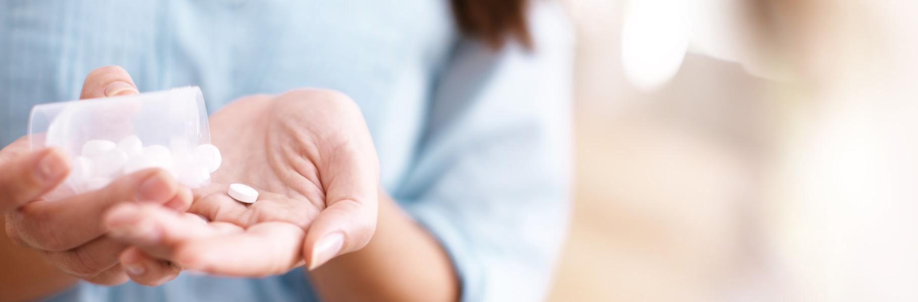 BMI/CTO Team Exceeds Enrollment Goal for Aspirin Study