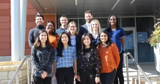 Medical Student Summer Research Participants Win Big at Research Day 2019