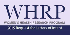 Women's Health Research Program - Request for LOIs